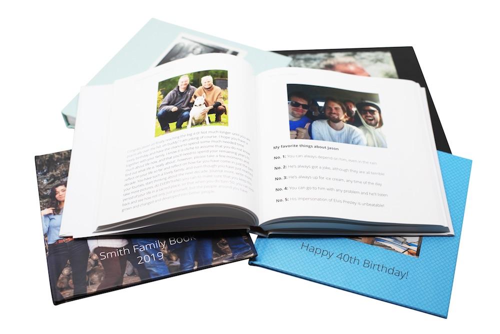 Example Memory Book